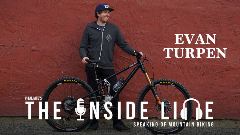 Steel, American-Made, High-Pivot - Evan Turpen of Contra Bikes - The Inside Line