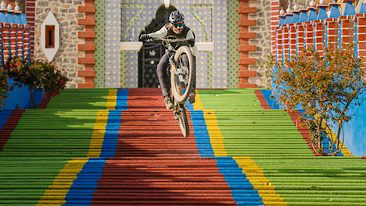 Kilian Bron and the Colors of Mexico