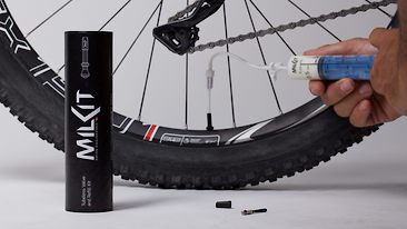 Tubeless Specialist milKit Takes Two New Large Steps Towards Growth