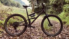 Prototype Trail Bike, Handmade in Brazil