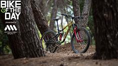 Bike of the Day: Marin Alpine Trail XR