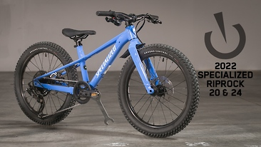 Specialized Going Direct with 2022 Riprock Kid's Mountain Bike Line - Review
