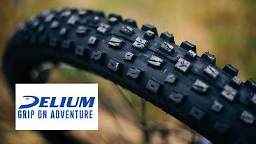 Delium Introduces New High-End MTB Tire Range