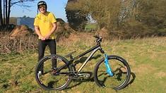 Bike Check: Sam Reynolds' Prototype Polygon