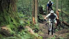 Video: Thomas Vanderham and Wade Simmons Shredding Cross-Country