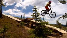 First Ride: Cruel and Unusual Trail at Trestle Bike Park