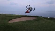 Must Watch: Martyn Ashton - Road Bike Party