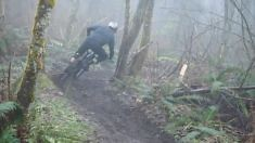 Video: Winter Conditions - Trailbike Slaying