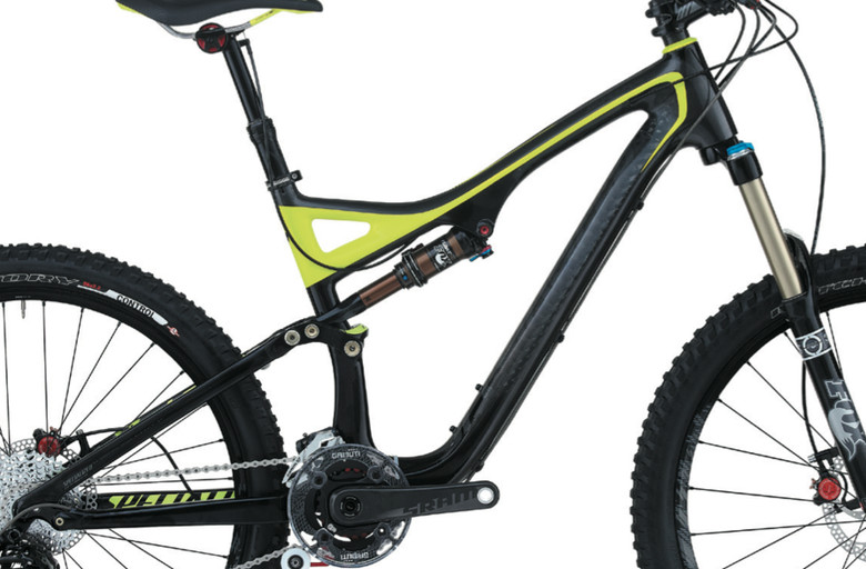 3032380eda1 2012 Specialized Stumpjumper FSR Expert Carbon EVO - Mountain Bikes ...
