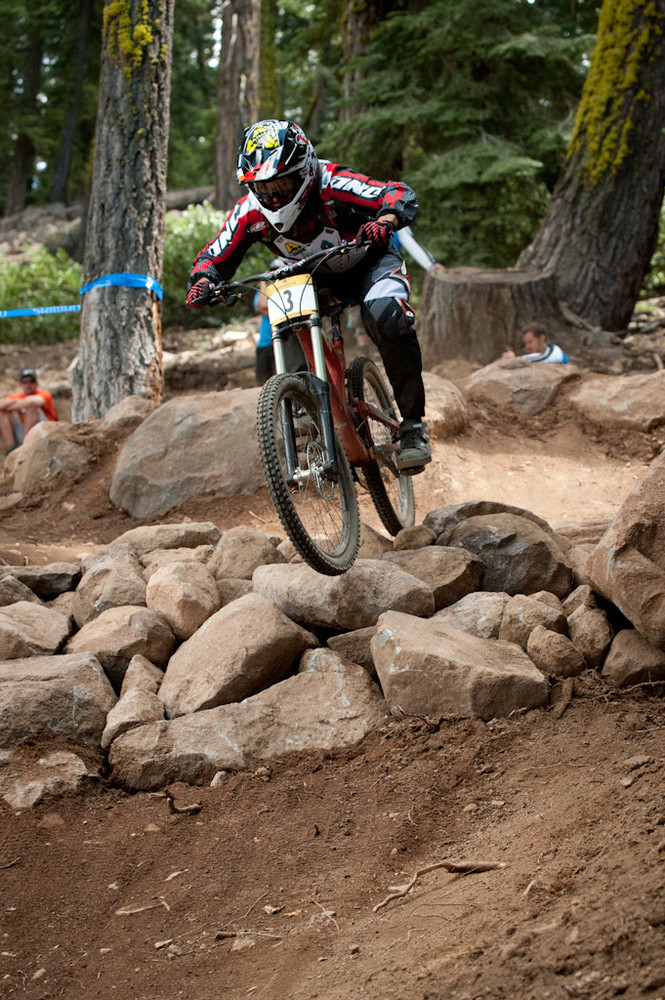 Cody Warren, the 2011 Overall ProGRT Champion. - Photo by Mike Lord