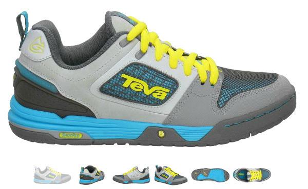 Teva Links in the Blue/Yellow 'Lunar Rock' color option. (source: Teva.com)