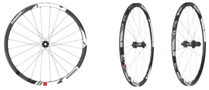 SRAM RISE 60 MTB Wheels