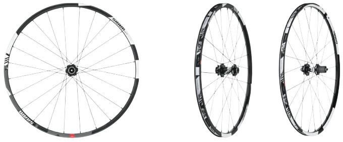 SRAM RISE 40 MTB Wheels