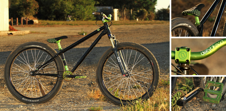 Cob has his Cryptkeeper dialed. You could win this same frame, just by posting pics to the Deity Facebook page