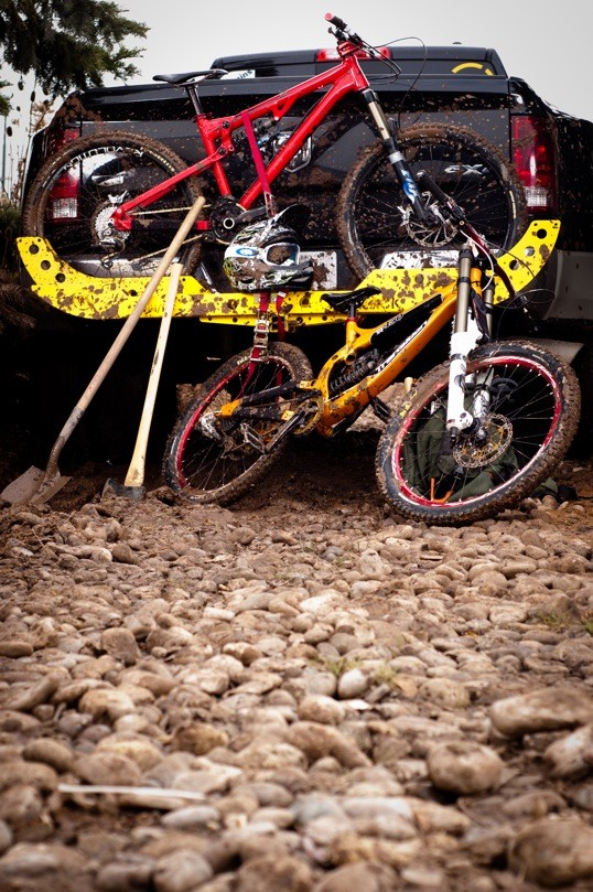 Tuf Rack is in the business of making racks that last, and they plan to do the same with Ontario's premier DH series.