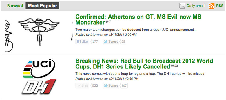 If you were away, you might have missed these two big stories...