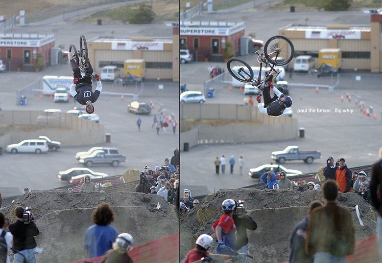 Sea Otter 2004, my files labeled 'zinksfriend' and 'paul the bmxer' LOL. BOOSTY!