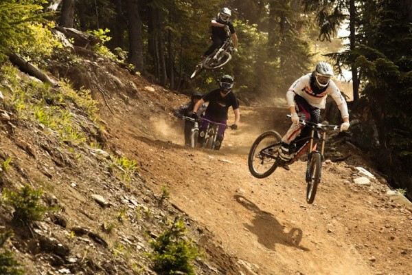 Trek Bicycle Partners With Summer Gravity Camps - Mountain ...