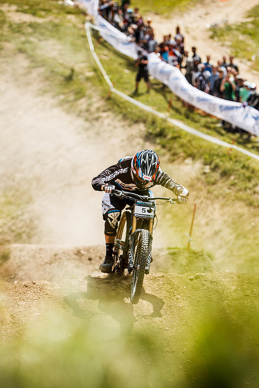 Sam Blenkinsop 3rd place with a case of the Wednesdays. by Stef Cande