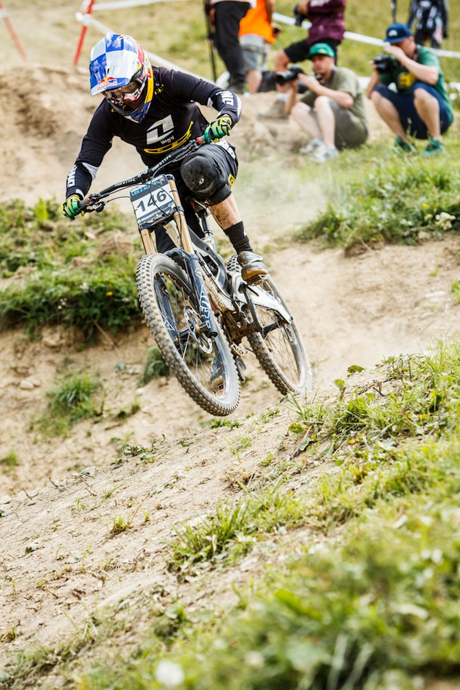 Rachel Atherton, by Stef Cande