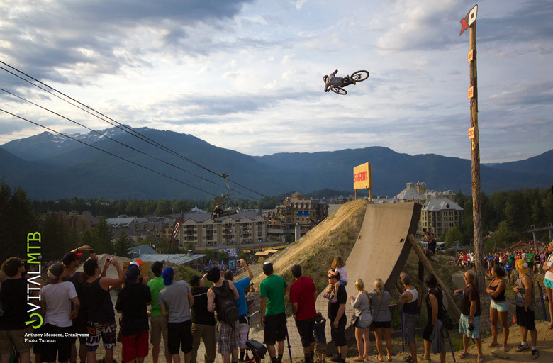 Anthony Messere, Crankworx