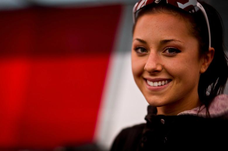 Your 2012 Junior Women's World Champ, Holly Feniak. - Photo by Sven Martin
