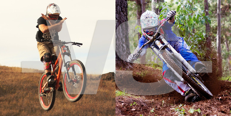 Regardless of the style, we're all out there getting after it. Photos by Kyle McKinnon and Sean Lee.