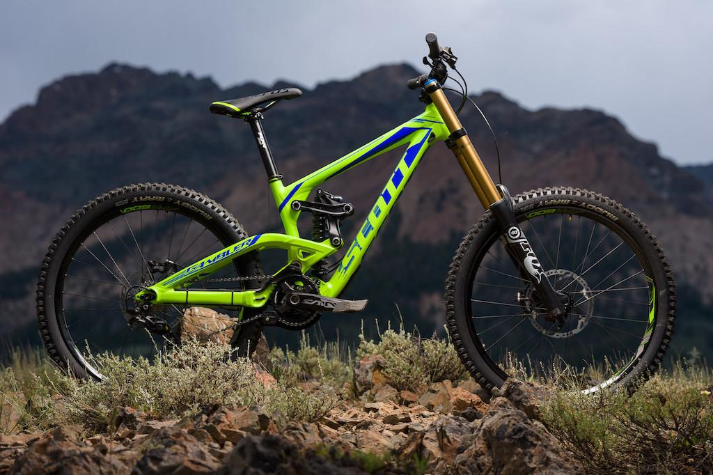 fd6c3b4b34b 2013 Scott Gambler 10 - Reviews, Comparisons, Specs - Mountain Bikes ...