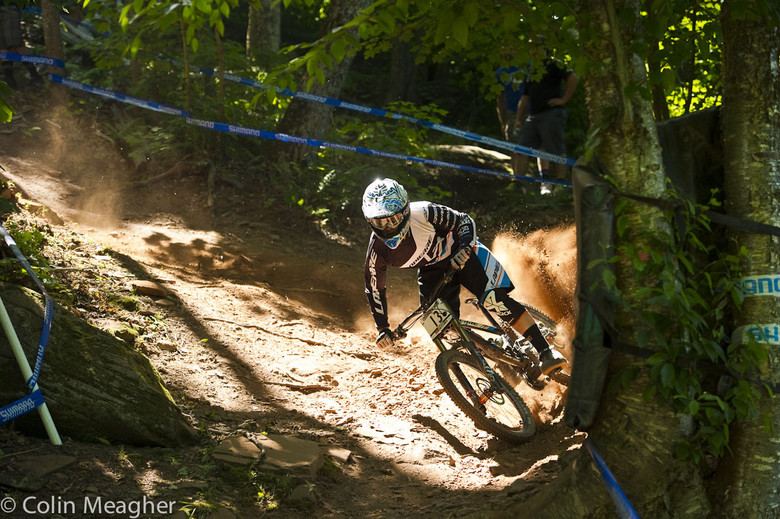 Cam Cole at the 2012 Windham World Cup - photo by Colin Meagher