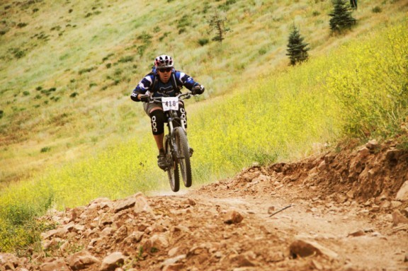 2012 Bell Wasatch Enduro at Canyons