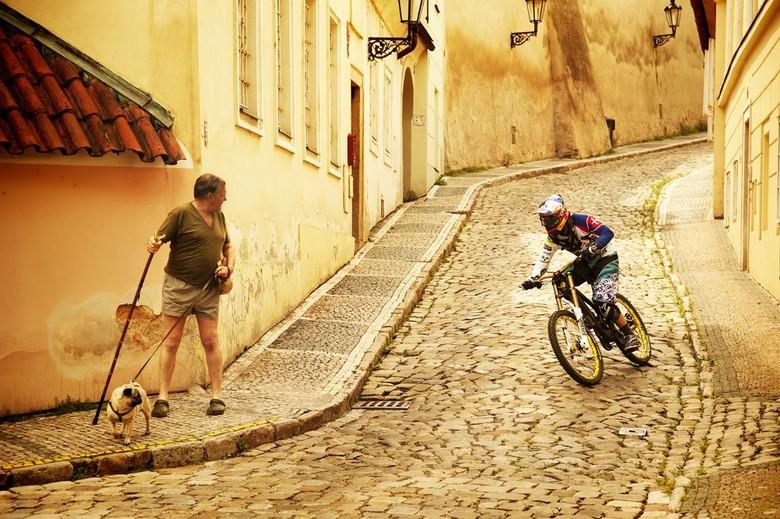 Filip Polc, Praha, foto: Jan Kasl