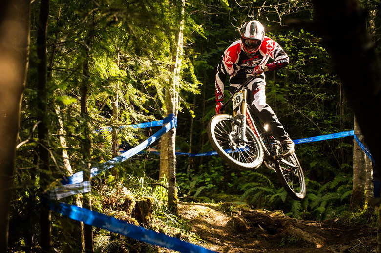 Greg Williamson at the 2013 NW Cup Port Angeles - photo by Matt Delorme
