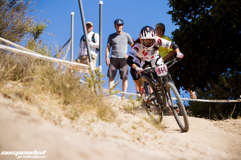 Anneke Beerten at the 2013 Sea Otter Classic by Cade VanHeel
