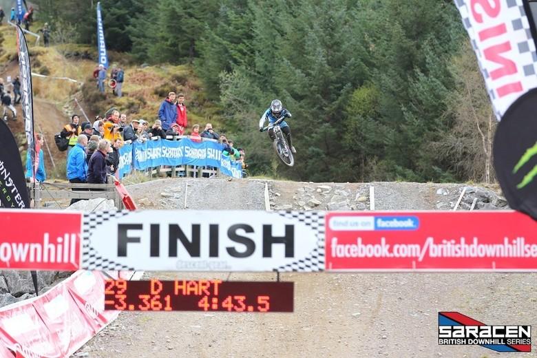 Photo by British Downhill Series