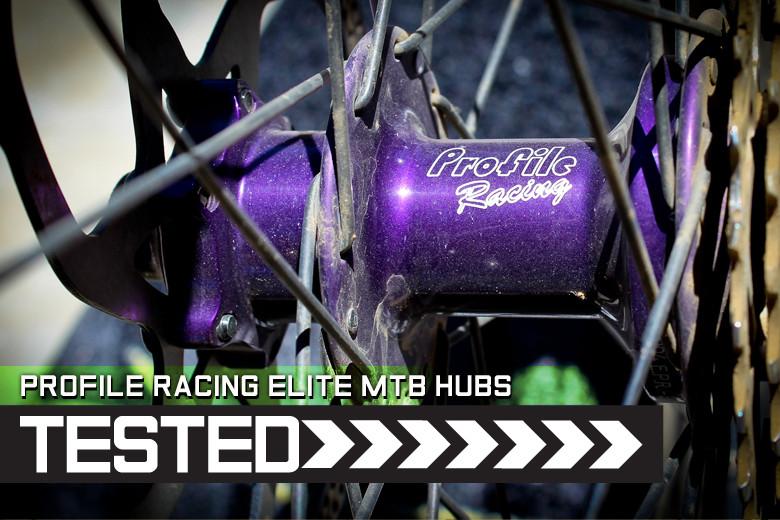 Profile Racing Elite MTB Hubs - Reviews, Comparisons, Specs