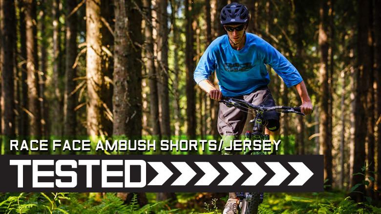 Race Face Ambush Short Reviews Comparisons Specs Mountain Bike