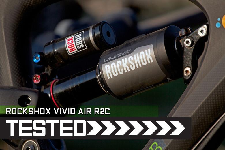 RockShox Vivid Air R2C - 2018 Rear Shock - Reviews
