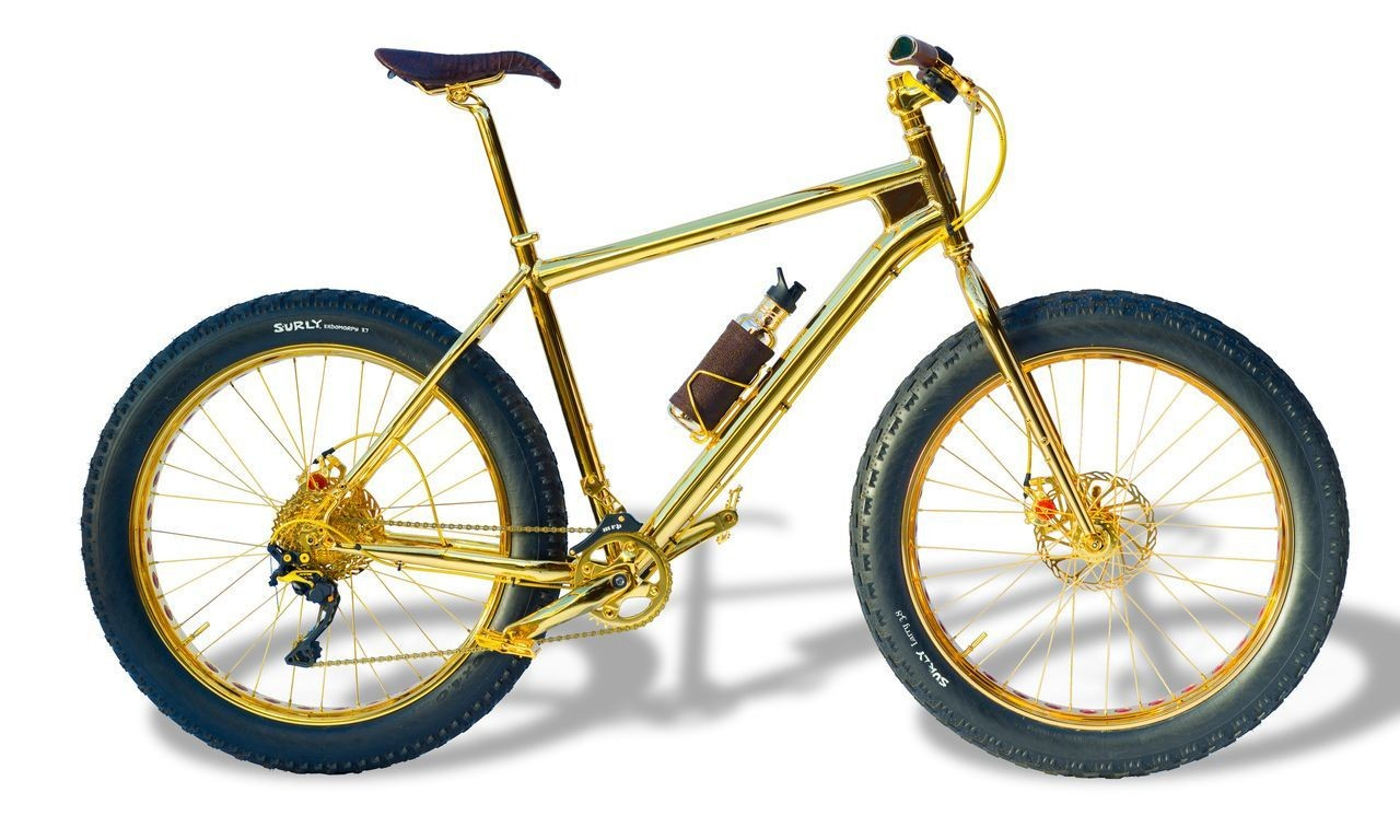 Most Expensive Mountain Bike >> The Most Expensive Mountain Bike In The World Mountain Bikes Press