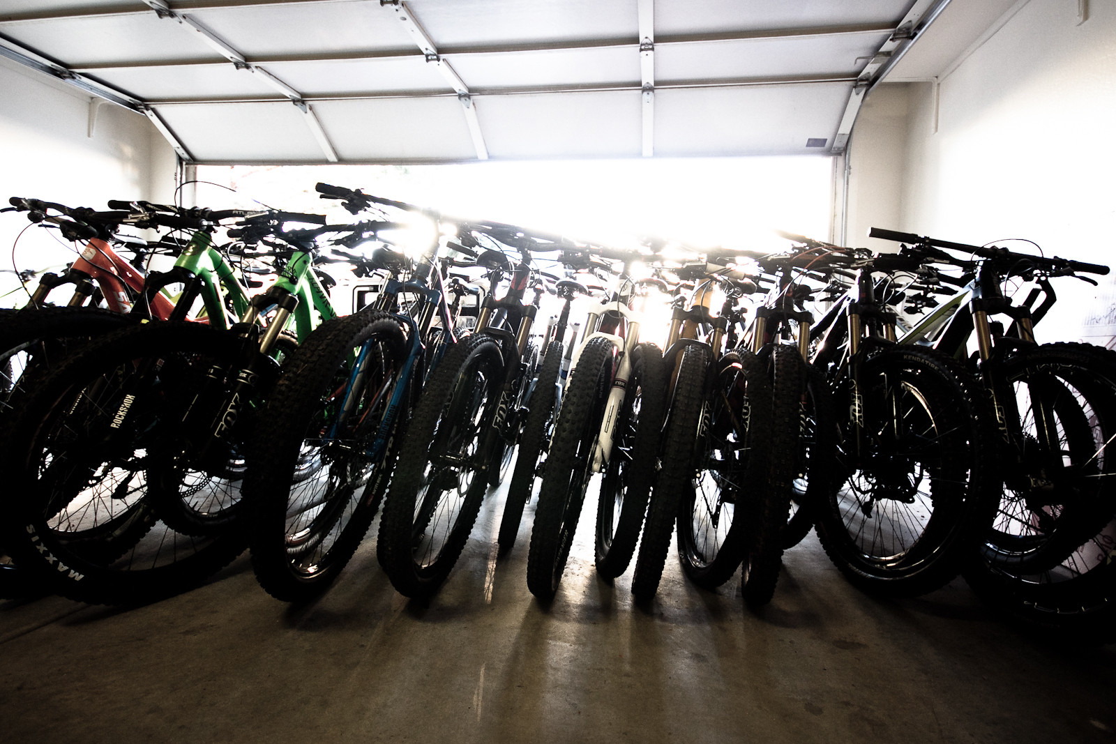 0fe54d72645 Once again, five Pro-level test riders took to the trails for Vital MTB's  Test Sessions. Our goal? To ride 25 of the hottest 2014 bikes into the  ground, ...