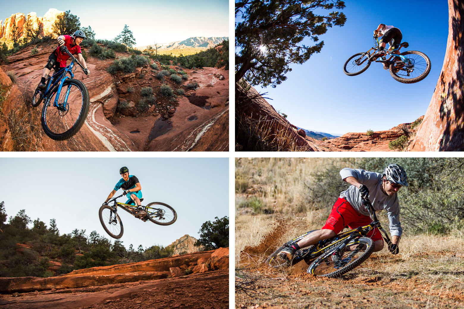 f7eed7ed782 Thanks to them the bikes were dialed in when our crew arrived, maximizing  our trail time. With their help all the elements for testing mountain bikes  that ...