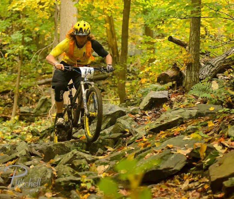 King of the Mountain, Mountain Creek Bike Park