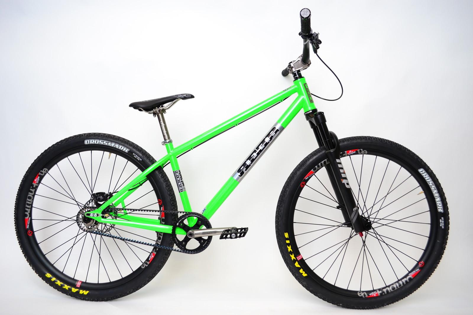 first look reeb destroyer 650b dirt jumper mountain bikes feature