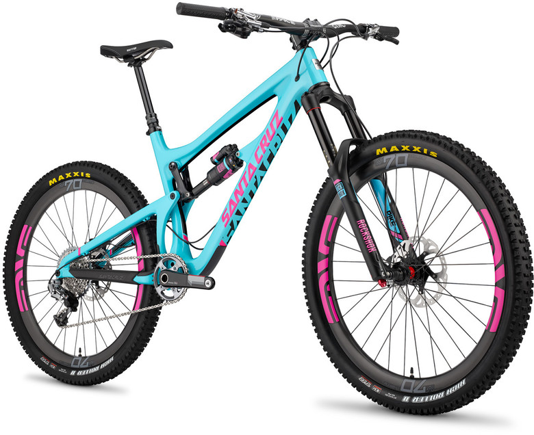 First Look: Santa Cruz Nomad - Completely Redesigned for 2014 ...