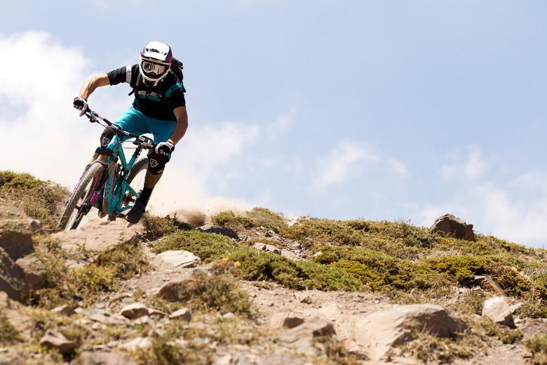Photo: Gary Perkin / Santa Cruz Bikes