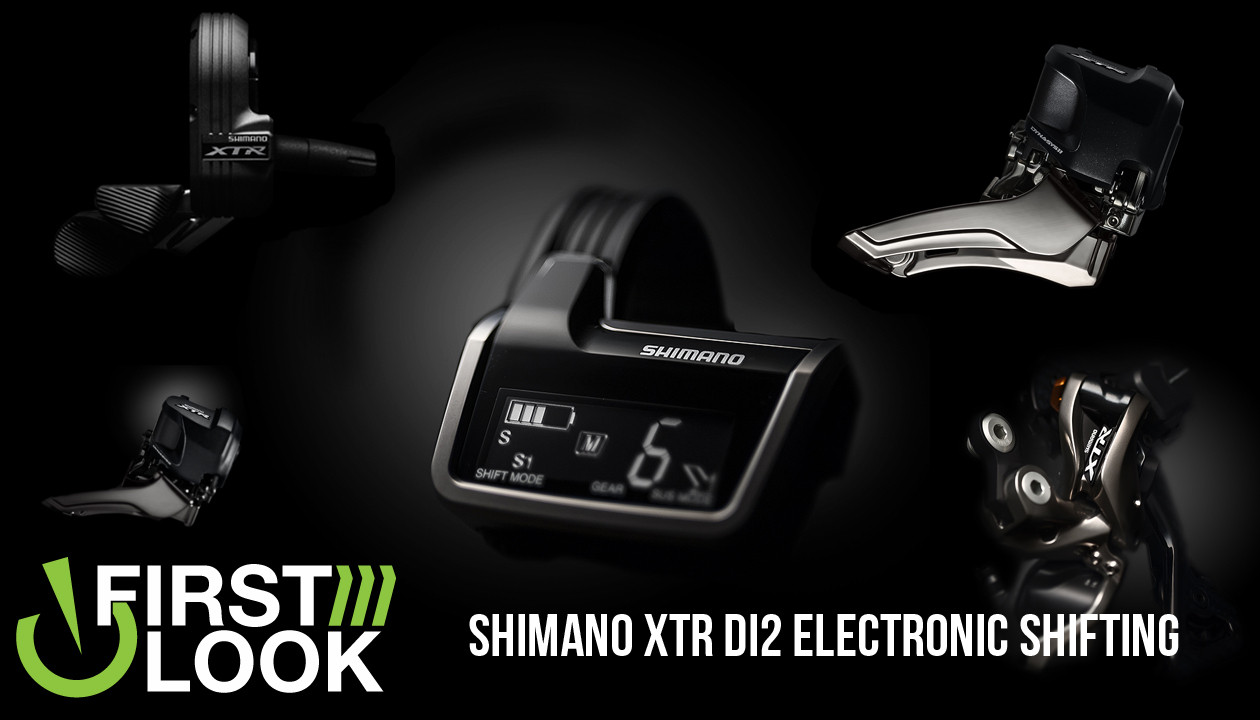 First Look Shimano Xtr Di2 Electronic Shifting For Mtb Mountain Bikes Feature Stories Vital
