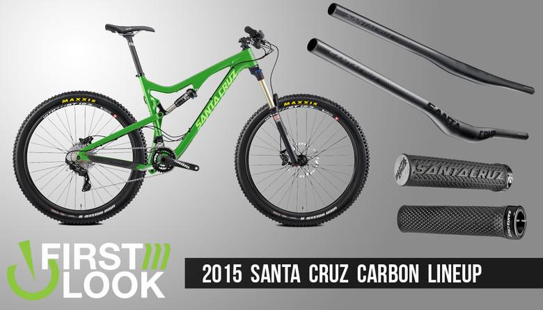 5010 Bike Santa Cruz Palmdale MTB Lock On Handlebar Grips Black Nomad Bronson