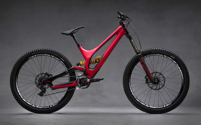 Race ready and rad - the 2015 Specialized Demo.