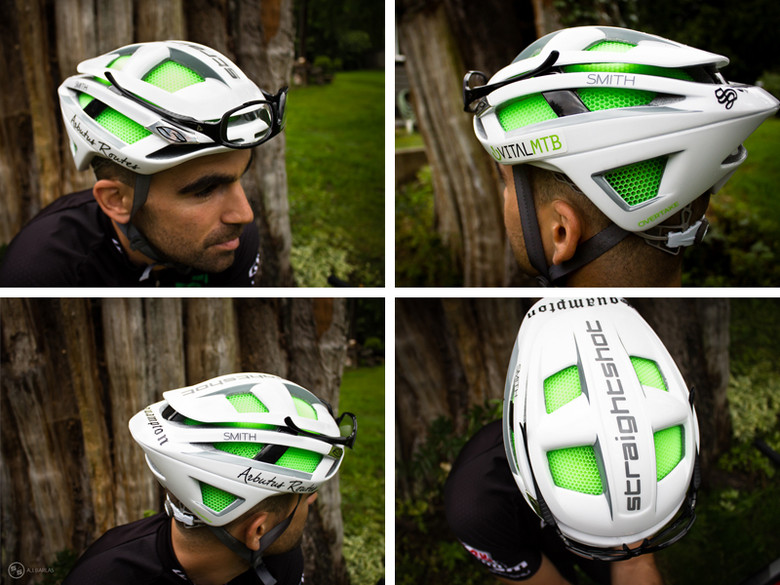 dirt cheap classic shoes more photos Smith Overtake Helmet - Reviews, Comparisons, Specs - Mountain ...