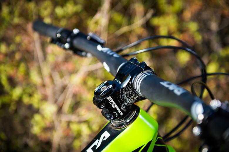 Race Face Atlas - 35mm - MTB Handlebar Stem