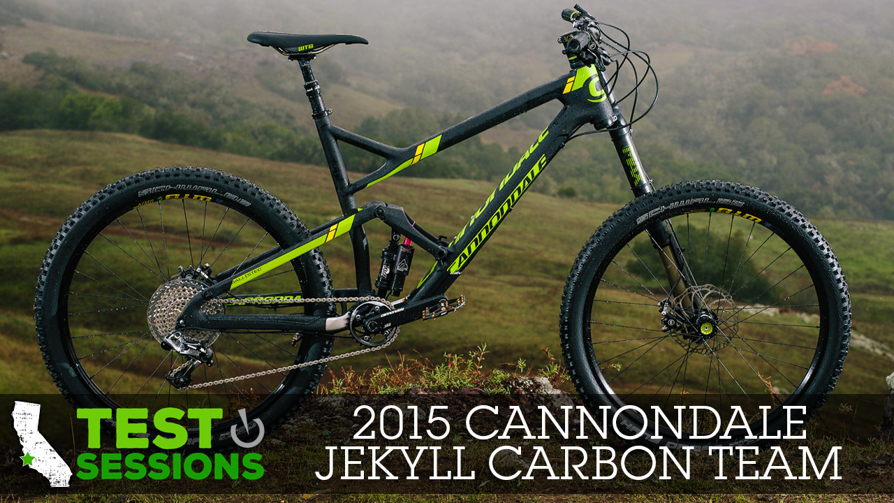 ed20bc034ec Do the revisions add up to a better Jekyll? We hit the trails during the  2015 Vital MTB Test Sessions to find out.